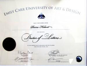 diplome doctorat